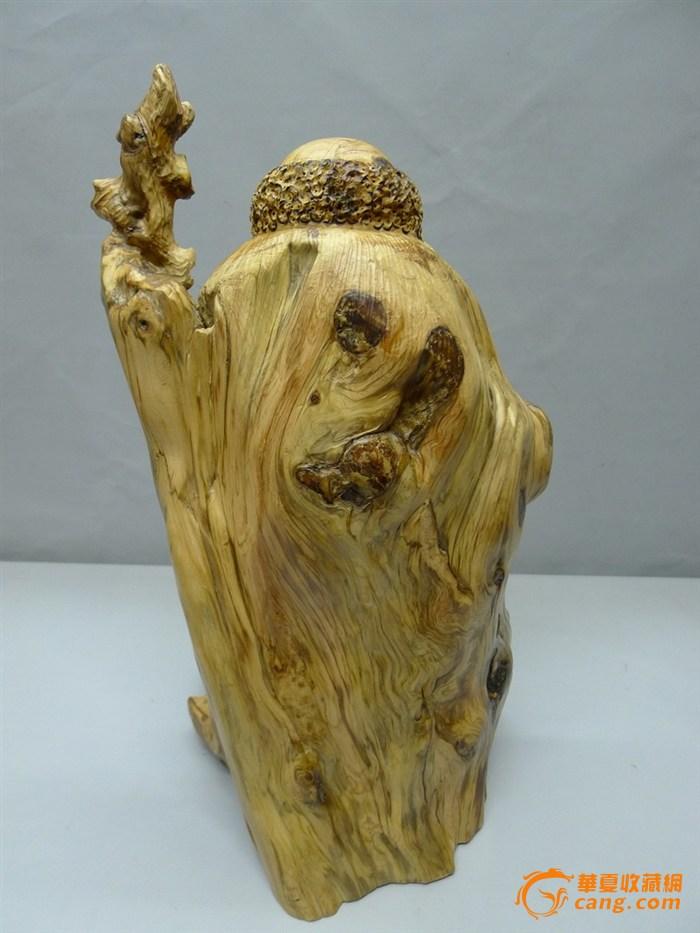 木质素材纹理深黄