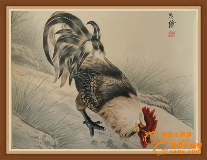 平生创作近千幅工笔画,作品有《牡丹鸡》,《松鼠》等;《孔雀》入选第