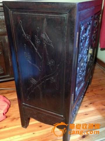 海派老红木柜子