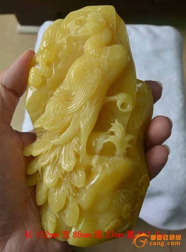 收藏级波罗的海天然无优化琥珀蜜蜡雕刻件摆件手把件