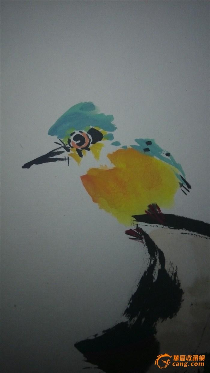 花鸟植物绘画