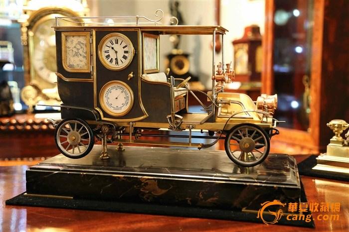 老爷车钟 - 我的新玩具