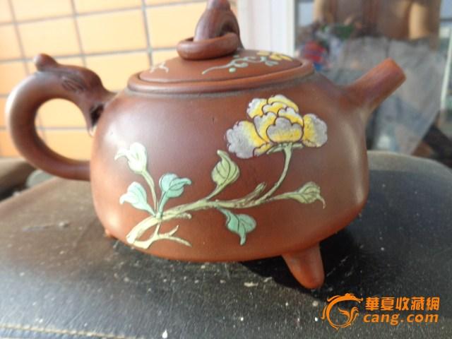 周桂珍紫砂壶作品图片
