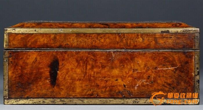 金丝楠木盒子