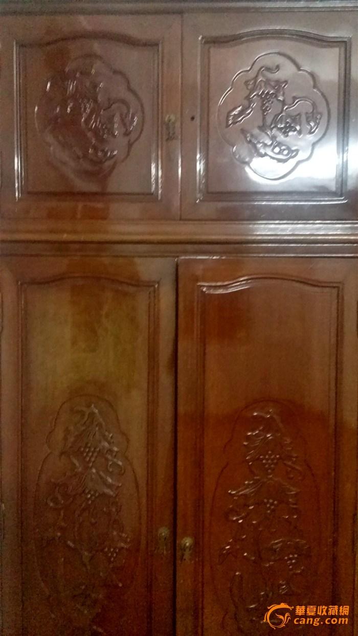 红檀木柜子