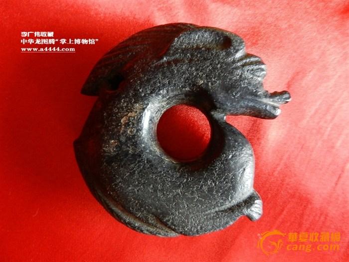 猪龙图腾原型灰狼型猪龙图腾(个人观点供参考),非常可爱,出自中华龙