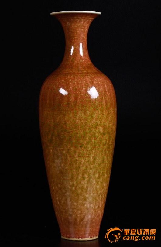 柳叶瓶图片