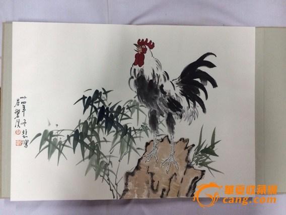 动物图册页_动物图册页鉴定_来自藏友华藏文化_字画