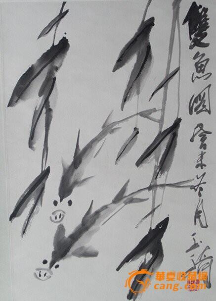 当代大写意花鸟画家