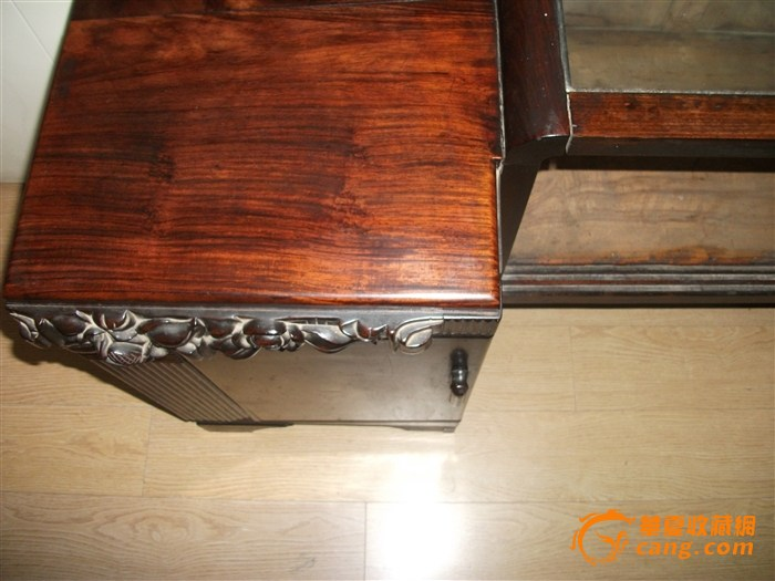 民国老红木梳妆台