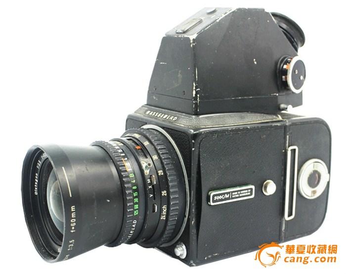 瑞典中画幅相机哈苏500c 哈苏500c古董照相机