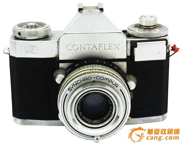 原装老古董德国康太时古董照相机 古董老相机