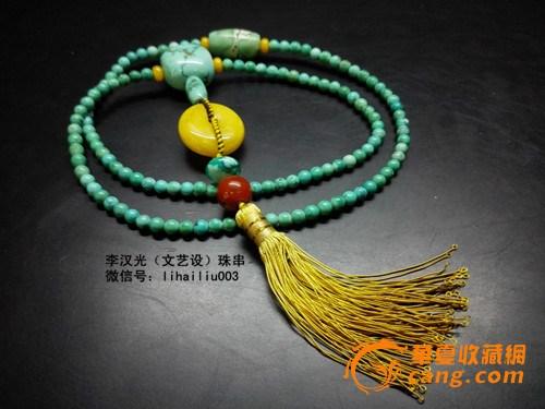黑珊瑚海柳李汉光批发零售珠串 烟嘴 手串 圆珠
