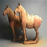 收藏级一对马、一对驼